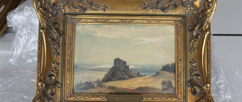 Ein Häfler-Kunstkrimi in drei Teilen | Teil 1: Nicht nur Heilige am Bodensee