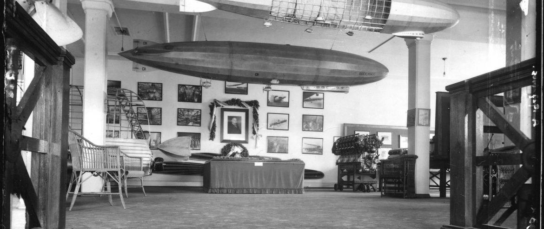 150 Jahre Bodensee-Geschichtsverein – Urpsrung des Zeppelin Museums
