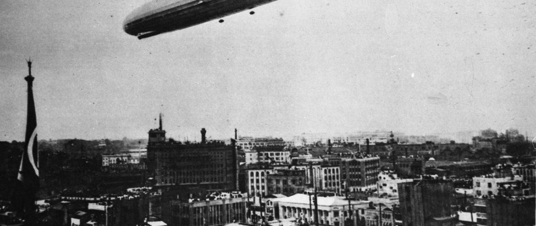Japan im Zeppelinfieber