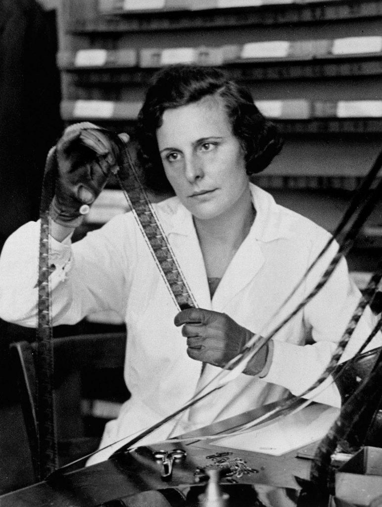 Leni Riefenstahl (1935)