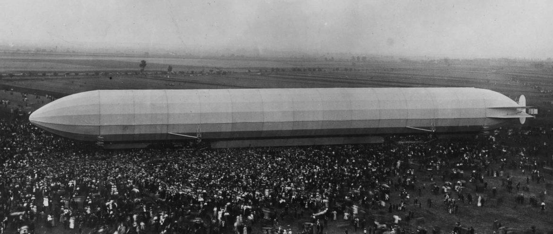 Luftschrauben rasten in die Tiefe…Große Fahrt des Z III (LZ 6) zum Kaiser nach Berlin Ende August 1909 – Teil 1