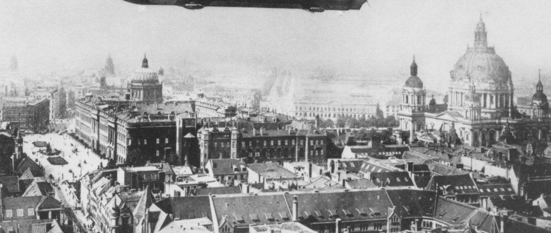 Luftschrauben rasten in die Tiefe… Große Fahrt des Z III (LZ 6) zum Kaiser nach Berlin Ende August 1909 – Teil 2