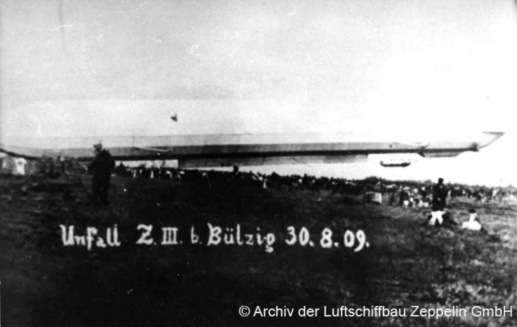 Der Unfall bei Bülzig