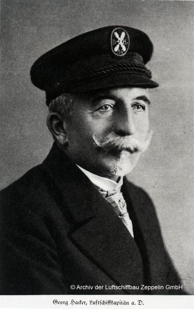 Luftschiffkapitän Georg Hacker