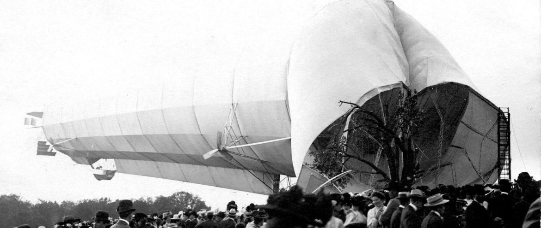 Vor 110 Jahren: Die legendäre Birnbaumfahrt des LZ 5