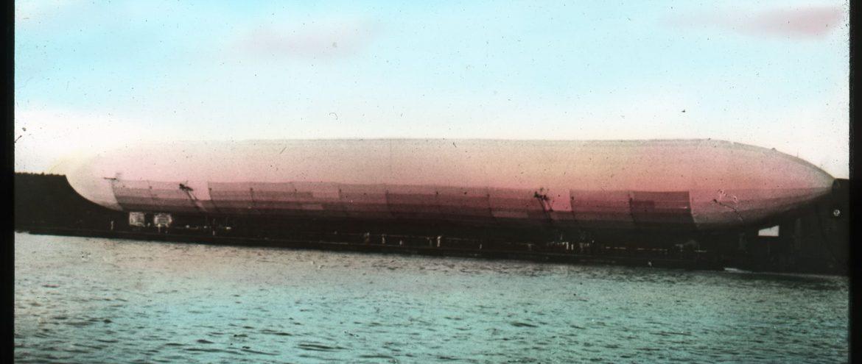 VOR 120 JAHREN:  Zweiter und dritter Aufstieg des ersten Zeppelin-Luftschiffes LZ 1