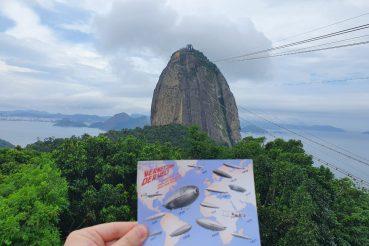 Am Zuckerhut Rio de Janeiro