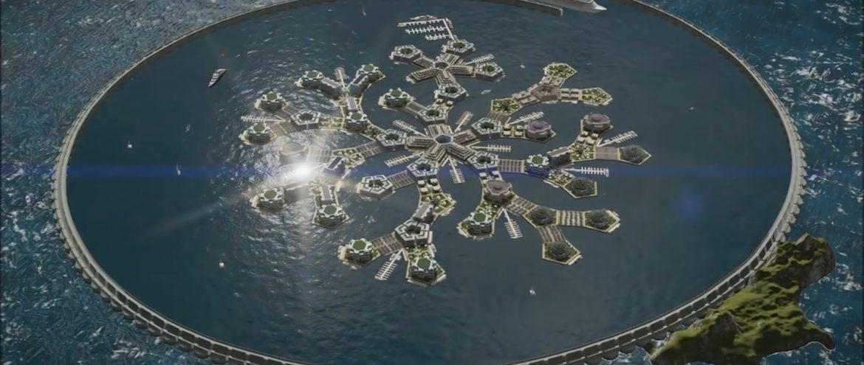 Fantasiereisen: Land(besitz) auf See?